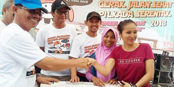 metro metrobanten Kota Tangerang KPU