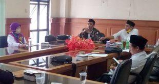 Komisi IV Pandeglang memanggil TKSK dan Dinsos, Telisik Supplier Curang