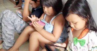 Beberapa Cara Mengatasi Anak Yang Kecanduan Gadget