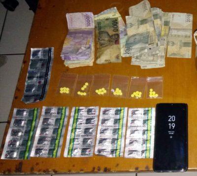 Satuan Reserse Narkoba Polres Cilegon, Berhasil Menangkap Pelaku Pengedar Obat Terlarang (daftar G)