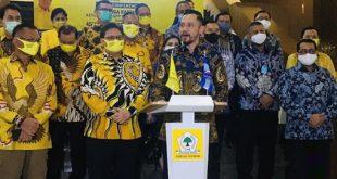Demokrat Dan Golkar Sepakat Koalisi Mengusung Calon Kepala Daerah Di Pilkada Serentak 2020