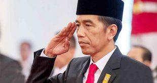 Dipimpin Presiden Jokowi, HUT Bhayangkara ke-74 Digelar Virtual