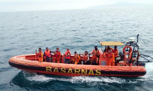 Tim SAR Sisir Pulau Panaitan hingga Lampung, 7 Nelayan Hilang di Selat Sunda Terus Dicari,