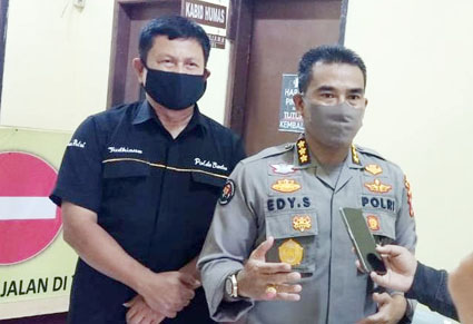 Polda Banten, TNI Beserta Pemprov Banten Siap Menyongsong Tatanan Kehidupan Baru