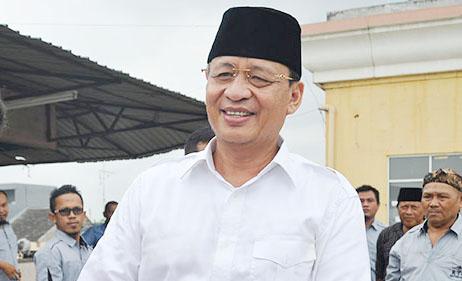 Wahidin Halim Ucapkan Selamat Hari Bhayangkara Ke-74