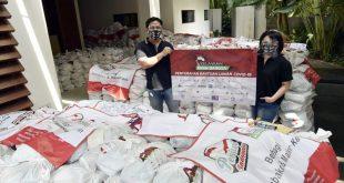 Relawan Anak Bangsa Kembali Dukung Lagi Aksi Sosial Pertiwi Indonesia
