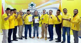 Tim Kuasa Hukum Melayangkan Permohonan Perselisihan Internal Partai Golkar Kota Tangerang ke Mahkamah