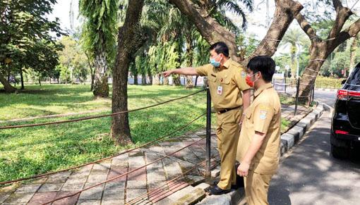 Pemkab Tangerang Akan Bangun Ruang Publik Multifungsi