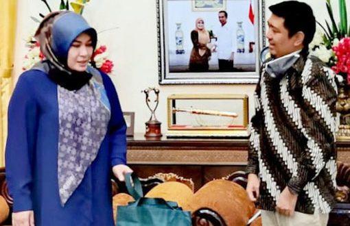 Bupati Irna Narulita Siap Lindungi Investasi