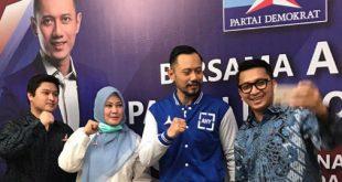 Partai Demokrat Resmi Dukung Irna-Tanto di Pilkada Kabupaten Pandeglang