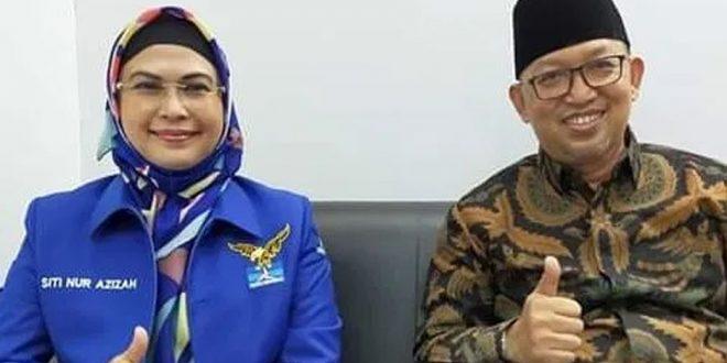 Siti Nur Azizah-Ruhamaben Abaikan Isu Dinasti Politik