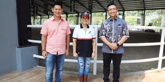 Wagub Andika Hazrumy Optimistis APM Equestrian Centre Siap Gelar Cabang Berkuda Olimpiade 2032