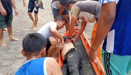 Wisatawan Asal Tangerang Tewas Diterjang Ombak Saat Berselancar di Pantai Marbela Anyer