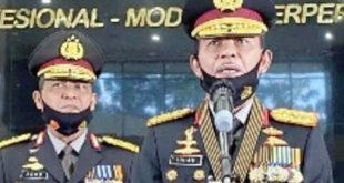 Kapolri Jenderal Idham Azis Minta Maaf Kepada Masyarakat bila Kinerja Polri Belum Maksimal