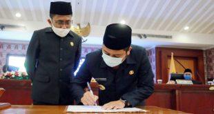 DPRD Disetujui Tiga Raperda Pemerintah Kota Tangerang Jadi Perda