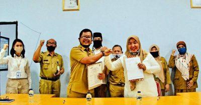 Dinas Perikanan Dan PT Indonesia Power Jalin Kerjasama Lindungi Keanekaragaman Hayati