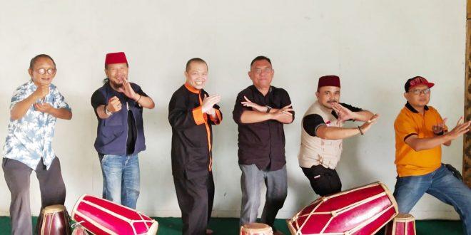 Perkumpulan Urang Banten (PUB) Lantikan Panitia Flashmob Pencak Silat Banten Tanah Jawara