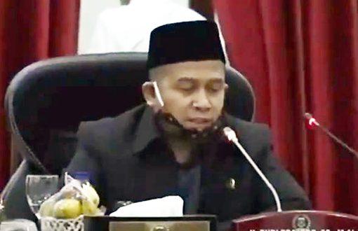 Raperda Penyertaan Modal Untuk Bank Banten dan Raperda RZWP3K Masuki Tahap Pembahasan