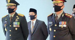 Walikota Tangerang Hadir Dalam Peringatan HUT Bhayangkara Ke-74 Secara Virtual