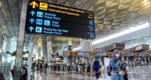 Beragam Fasilitas Baru di Bandara Soetta Untuk Terapkan Protokol Kesehatan di Era New Normal