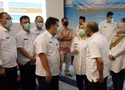 7.189 Anak di Kabupaten Serang Menderita Stunting