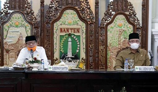 Antisipasi Krisis, Gubernur Wahidin Halim Perkuat Ketahanan Pangan