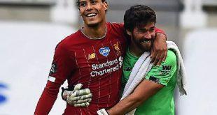 Van Dijk Senang Liverpool Tutup Liga Inggris dengan Manis, Libas Newcastle 3-1