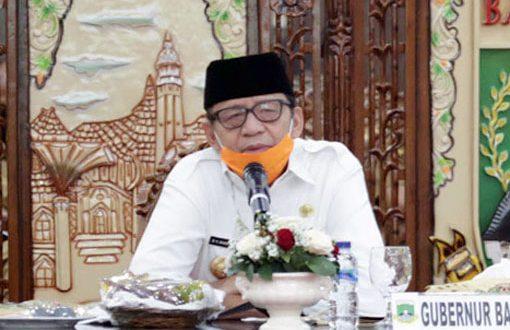 Antisipasi Krisis, Gubernur Banten Perkuat Ketahanan Pangan
