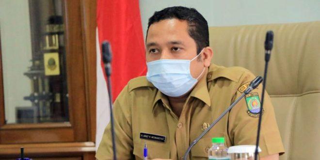 Walikota Arief Minta Sektor Perkantoran Perketat Protokol Kesehatan