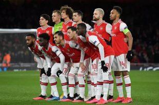 Arsenal Jual 10 Pemain pada Musim Panas 2020
