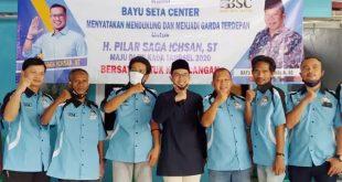 Bayu Seta Center (BSC) Dukung Pilar- Benyamin di Pilkada 2020