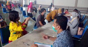 Pemkot Tangerang Salurkan Bansos Belanja Tidak Terduga (BTT) ke 2800 KK