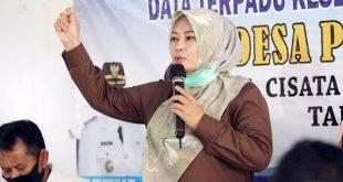 Bupati Irna Narulita Tekankan Musdes Harus Mendapatkan DTKS Valid