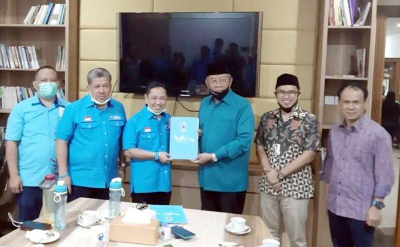 Partai Gelora Beri Dukungan Balon Benyamin-Pilar di Pilkada Tangsel