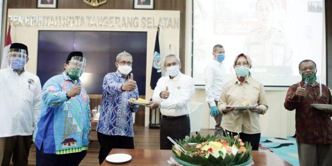 Pemkot Tangsel Peringati Hari Koperasi Ke-73: Pemulihan Perekonomian Akan Mengandalkan Koperasi