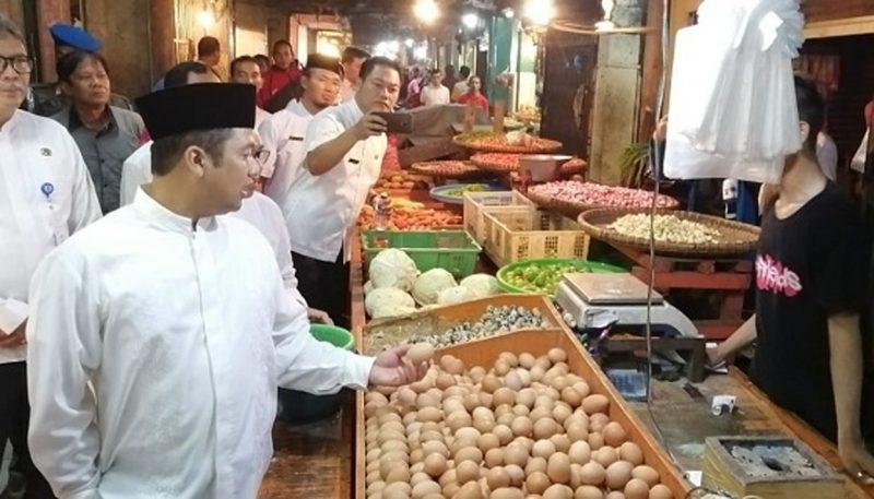 Pendapatan PD Pasar Kota Tangerang Turun Hingga 60 Persen Selama Pandemi