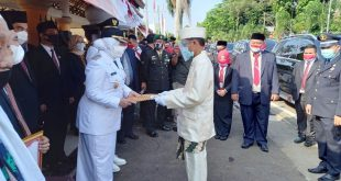 57 Narapidana di Rutan Kelas IIB Pandeglang Dapat Remisi HUT ke-75 Indonesia
