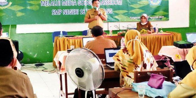 Pemkot Tangerang Siapkan Rp8 Milliar untuk Subsidi Uang Pangkal Siswa/i Masuk Sekolah Swasta