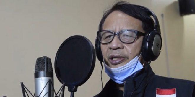 VIDEO: Wahidin HalimRilis Lagu 'Ayo Kita Bangkit, Melawan Covid-19'