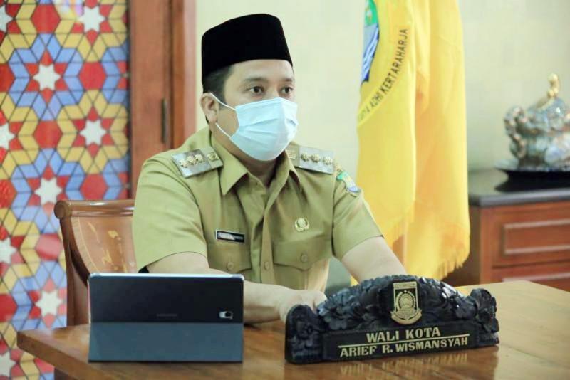 Walikota Arief Minta Masyarakat Antisipasi Munculnya Klaster Baru Penyebaran COVID-19