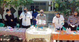 Ditresnarkoba Polda Banten Berhasil Ungkap Pelaku Praktek Kecantikan Ilegal di Kota Serang