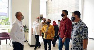 DPRD DKI Jakarta Kunjungi Hotel Singah Penanganan OTG COVID-19 Di Kabupaten Tangerang