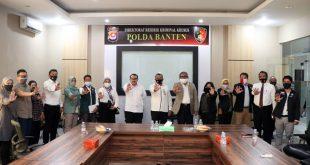 Ditreskrimsus Polda Banten Terima Apresiasi dari Komnas Perlindungan Anak.