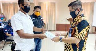 BNNP Banten dan Untirta Press Gelar Pelatihan Menulis untuk Mantan Pengguna Narkotika saat Rehabilitasi