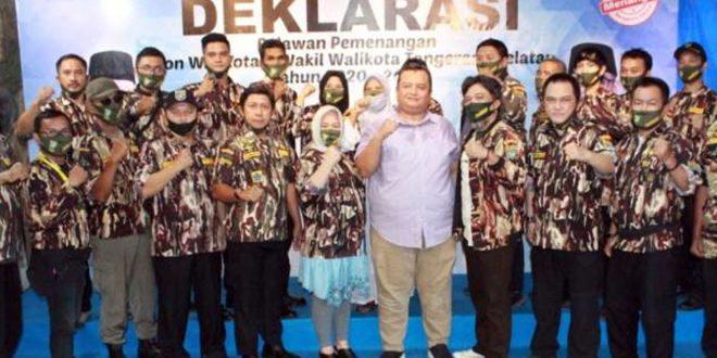 GM FKPPI Tangsel Dukung Kemenangan Bapaslon Benyamin-Pilar