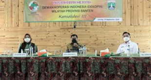 Pemprov Banten Kaji Pemulihan Ekonomi Tanpa Bahayakan Masyarakat