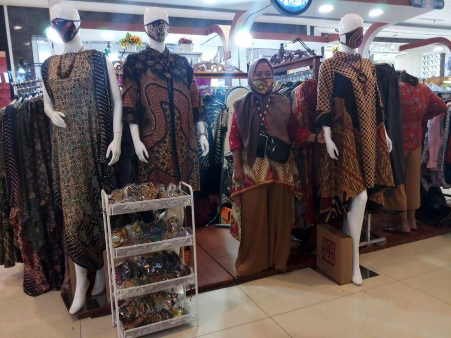 Penyebaran Virus Covid-19 Masih Tinggi: Pedagang di Tangcity Mall Keluhkan Pendapatan Berkurang Drastis