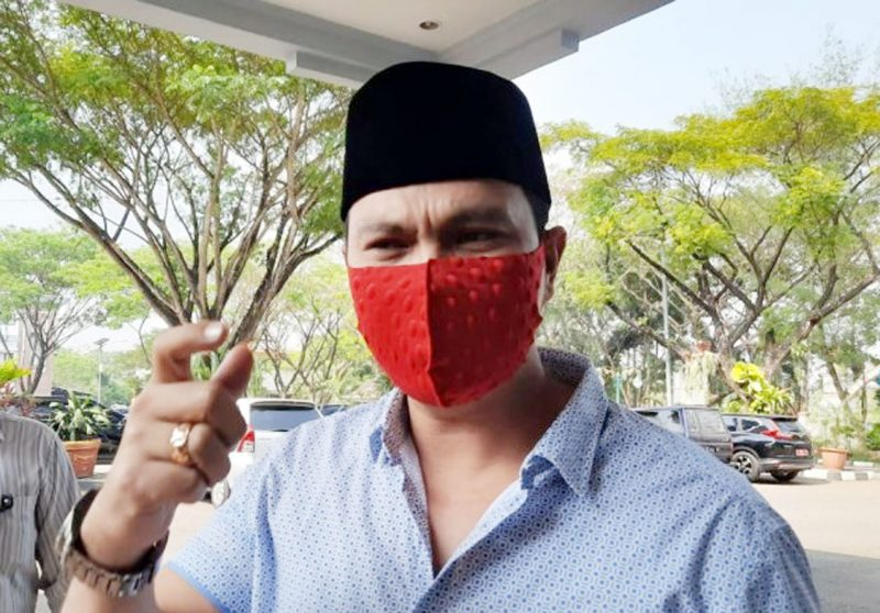 DPRD Kota Serang Minta Sektor Perekonomian Terus Berjalan Saat PSBB