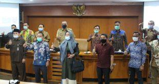 Anggota DPRD Banten Pantau Perkembangan Penanganan Covid-19 di Kabupaten Tangerang