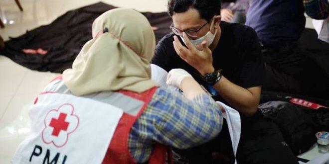 PMI Kota Tangerang Gelar Workshop dan Donor Darah Bareng Kotret